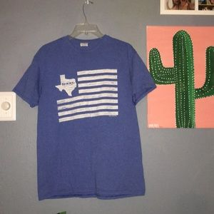 Tops - Blue Texas t-shirt
